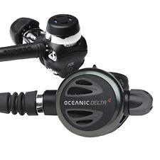 Oceanic Delta 4.2 FDX N-DVT Yoke Scuba Diving 1st & 2nd Stage Regulator