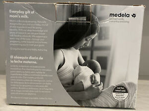 Medela Advanced Personal Double Breast Pump With Case and AC Power Supply