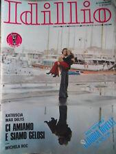 Rivista Fotoromanzi IDILLIO n°161 1976 - BUONO   [D30]