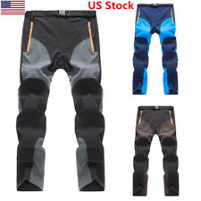Men Outdoor Hiking Camping Quick Dry Pants Breathable Stretch Trousers Fashion