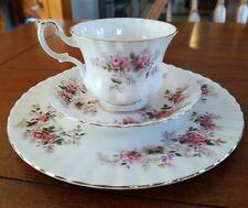 Royal Albert Lavender Rose Bone China Trio