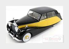 Rolls Royce Silver Wraith Hooper Empress 1956 Black Yellow MCG 1:18 MCG18066