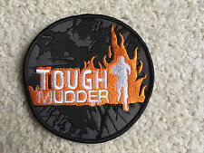 Tought Mudder 4 inch Embroidered Patch  (Buy 1, 2 or 4 patches)