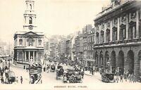 POSTCARD  LONDON  SOMERSET  HOUSE  STRAND  Circa 1905  ( Reward Card )