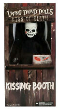 "The LIVING DEAD DOLLS Collection__KISS OF DEATH 10 "" Doll with RED Lipstick__MIB"