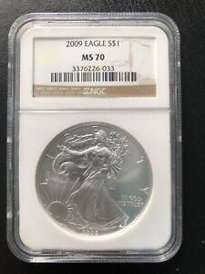 2009 -$1 NGC-MS-70  RARE