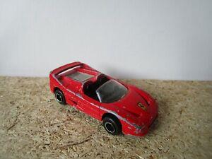 véhicule miniature Majorette ferrari F50