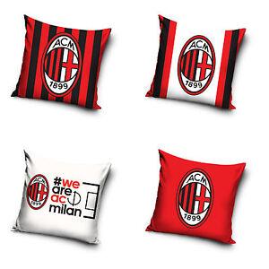 AC Milan FC Kissen Dekokissen Zierkissen 40 x 40 cm