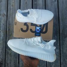 yeezy boost 350 v2 cream triple white hyperspace size 13 adidas
