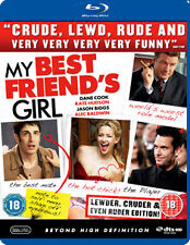MY BEST FRIENDS GIRL - BLU-RAY - REGION B UK