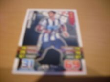 signed match attax card of newcastle united  ayoze  perez