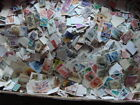 WORLD KILOWARE OFF PAPER 150 GRAMS STAMPS MAYBE 2000! TAKEN AT RANDOM FROM BOX