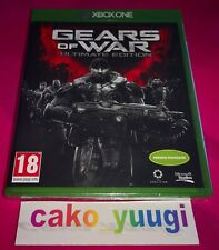 Gears of War Ultimate Edition Jeu Xbox One Microsoft