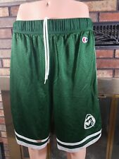 Vintage Champion Michigan State Spartans NCAA Basketball Shorts Mens Size Large