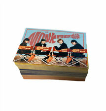 VTG The Monkees 1995 Cornerstone Complete Set of 90 Trading Cards - Rare!