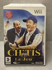 JEU Wii BIENVENUE CHEZ LES CH'TIS AVEC NOTICE PAR NINTENDO