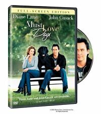 Must Love Dogs (DVD, 2005, Full Frame) Diane Lane WORLDWIDE SHIP AVAIL!