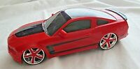 Jada Toys 2012 Mustang Boss Red 302 Car Ford Collectible NO REMOTE NOT TESTED