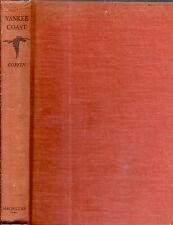 RARE 1947 1ST EDITION YANKEE COAST MAINE ILLUSTRATED FIRST EDITION