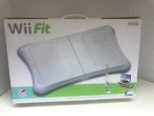 WiiFit Board Balance/Games Yoga Strength Training Aerobics Original Box Fit Disc