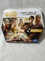Star Wars Han Solo Card Game By Hasbro. BRAND NEW SEALED!