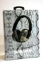Skull Candy Crusher Headphones Crusher Snake / Black -Eric Koston Model 103- NEW