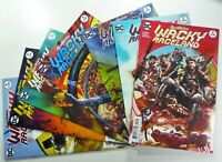 DC Hanna-Barbera WACKY RACELAND #2 3 4 5 +Cover B VARIANTS LOT VF/NM  Ships FREE