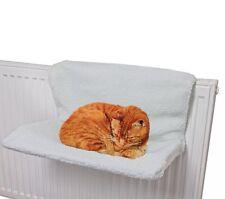 Cat Radiator Luxuary Bed Warm Pet Beds Fleece Basket Puppy Animal Pup Dog