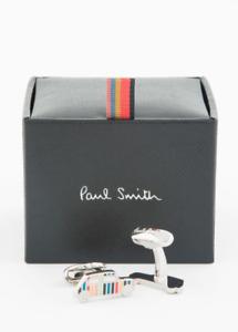 Paul Smith Men's 'Artist Stripe' Mini-Car Cufflinks