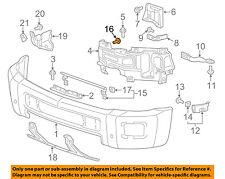 GM OEM Front Bumper-Air Deflector Bolt 11519376