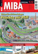 MIBA Spezial 122 - Kleine bis mittlere Anlagen - Projekte mit Pfiff