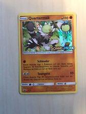 Pokemon TCG Quartermak Passimian PROMO HOLO Sonne und Mond SM12 selten, deutsch!