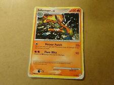POKEMON CARD / INFERNAPE N° 5/130