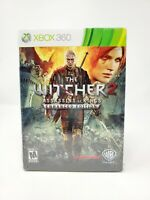 The Witcher 2: Assassins Of Kings Enhanced Edition Microsoft Xbox 360 New Sealed
