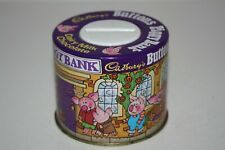"Vintage Collectable - ""Cadbury's Buttons - Dairy Milk Chocolate - Piggy Bank"""