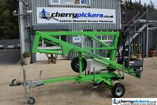 2008 Nifty Lift 90 Trailer Mounted Cherry Picker Access Platform MEWP - 9 metre
