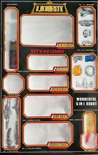 Go-Lion Golion VOLTRON III Lionbot Weapons/Accessories Set in Box Unused!