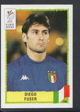 Panini UEFA Euro 2000 Football Sticker - No 177 - Diego Fuser  (S736)