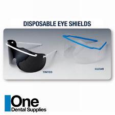 Dental Disposable Eye Shields Tinted 100 pcs