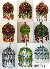 SALE - Beaded Christmas Ornament Cover Patterns - Nine Beading Tutorials on CD