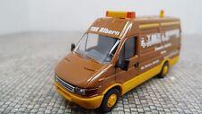 Wiking H0 1:87  028660 Iveco Daily Kastenwagen Intermodellbau 2013 NEU in OVP
