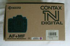 Very rare good condition Contax N Digital original empty box.