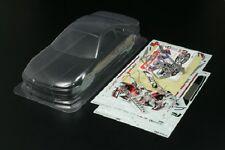 Tamiya 51258 1/10 RC Car Body Parts Set Nissan Nismo Coppermix Silvia S15 Drift