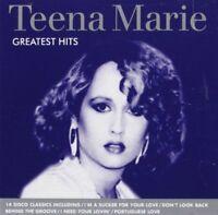 Teena Marie - Greatest Hits [CD]