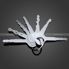 Tools jiggler car pickset key Locksmith lockpick unlock lockpicking crochetage '