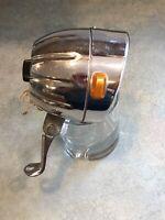 D Schwinn Stingray Krate Corvette Pumpkin Ball Light Headlight Part 05 712