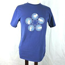 Think Geek Big Bang Theory T Shirt Size Small Rock Paper Scissors Lizard Spock