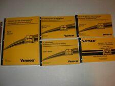 Vermeer D24x40 Series Ll Navigator Directional Drill Parts Amp Operators Manuals
