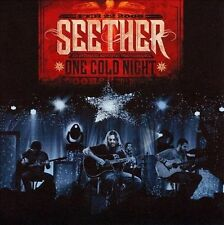 SEETHER-ONE COLD NIGHT CD NEW