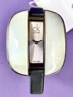 Calvin Klein Treasure Silver Dial Women's Quartz Watch K2E23626